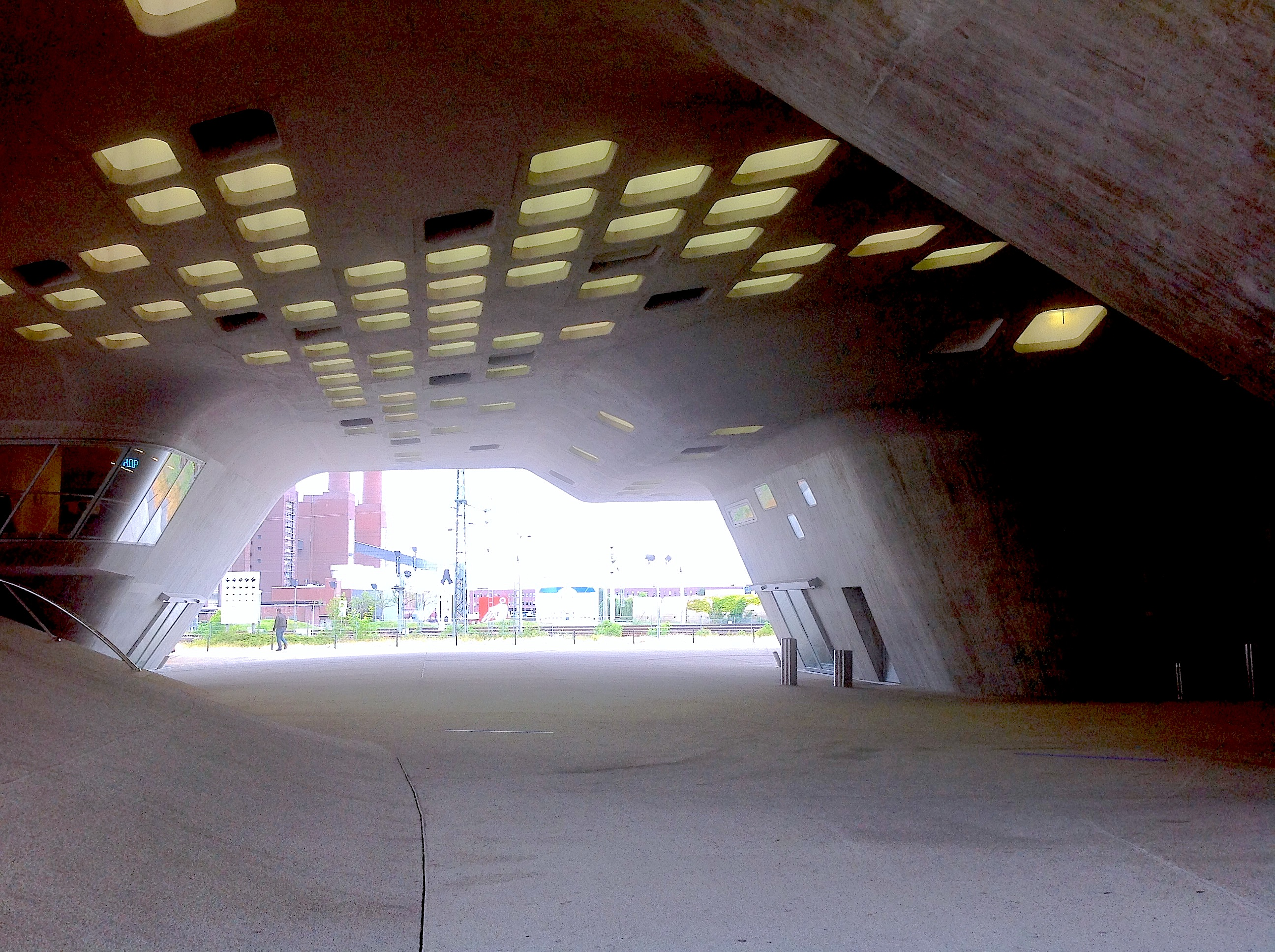 Phaeno Science Center Wolfsburg Zaha Hadid 2011