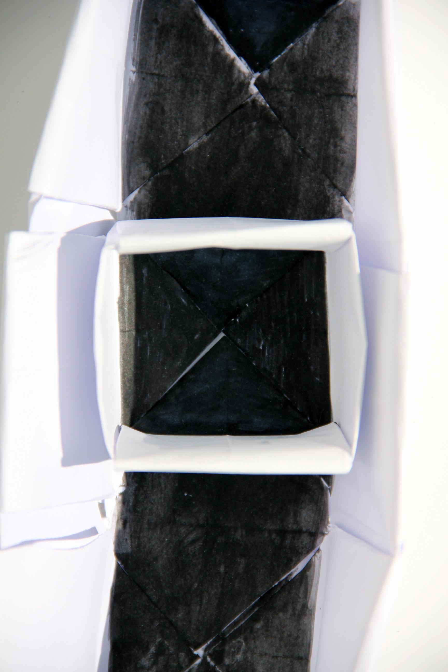 Raum aus Stecksystemen, Melanie Schlüter