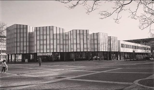 Kulturhaus Wolfsburg Alvar Aalto 1958-62